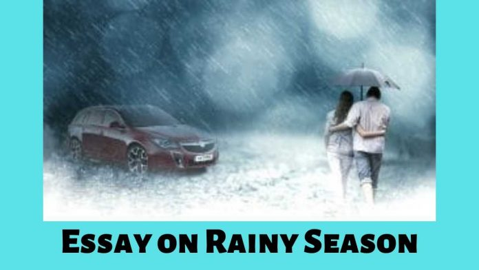 Essay on Rainy Season