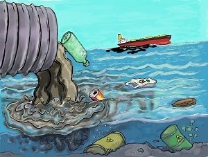 essay on water pollution