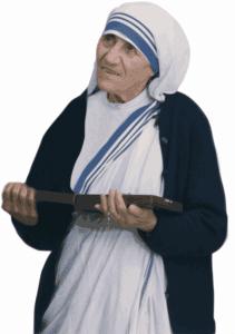 essay on mother teresa