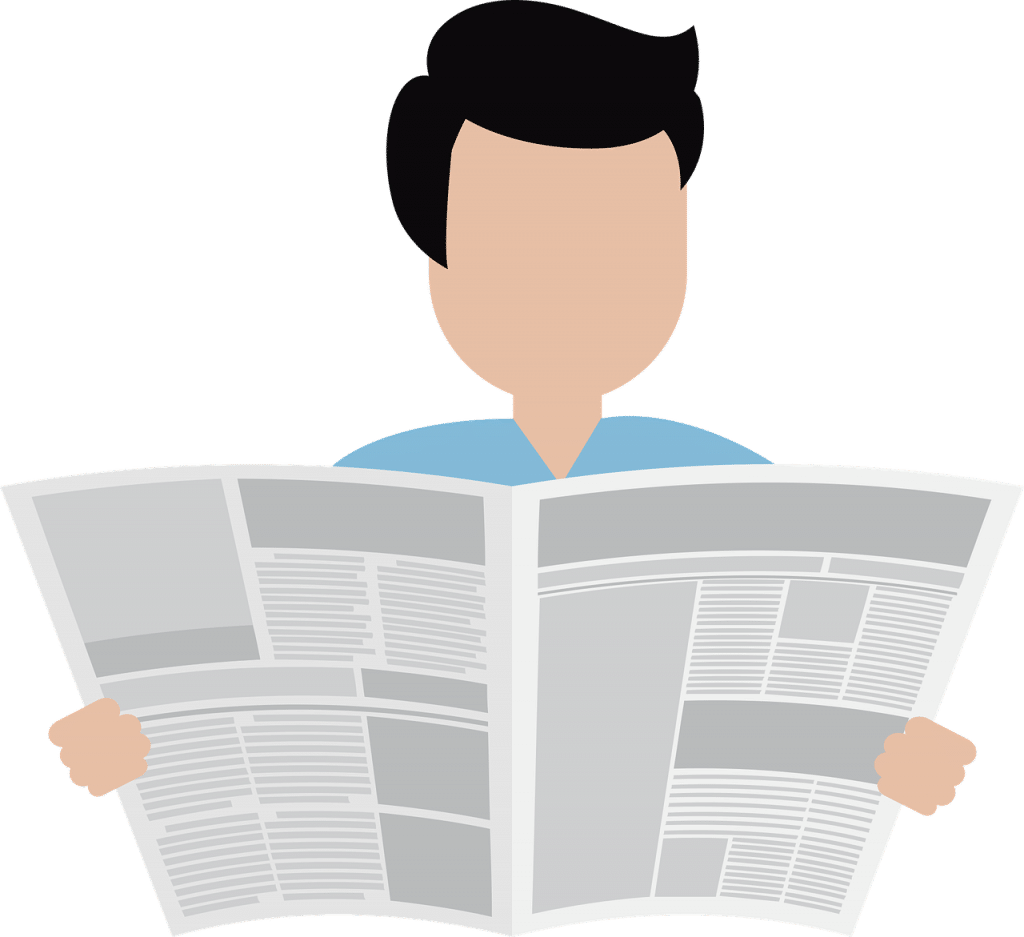 Essay on The importance of reading Newspaper