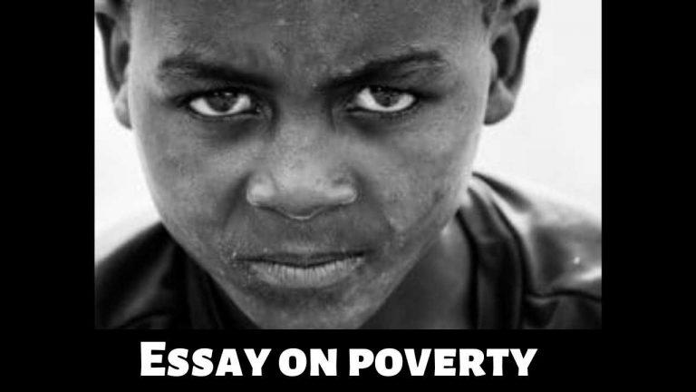 Essay on Poverty in English (गरीबी पर निबंध)