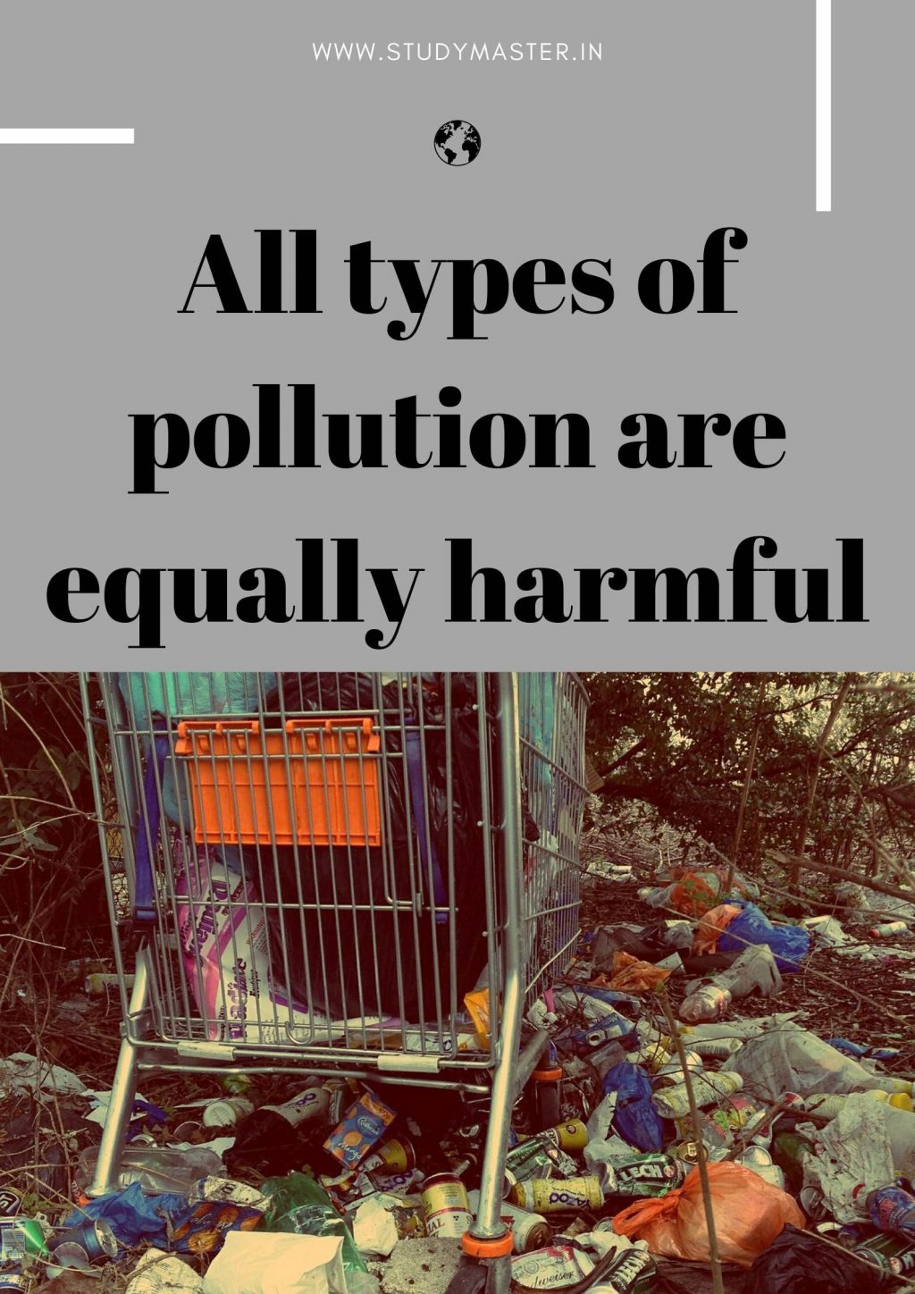 poster on environment pollution
