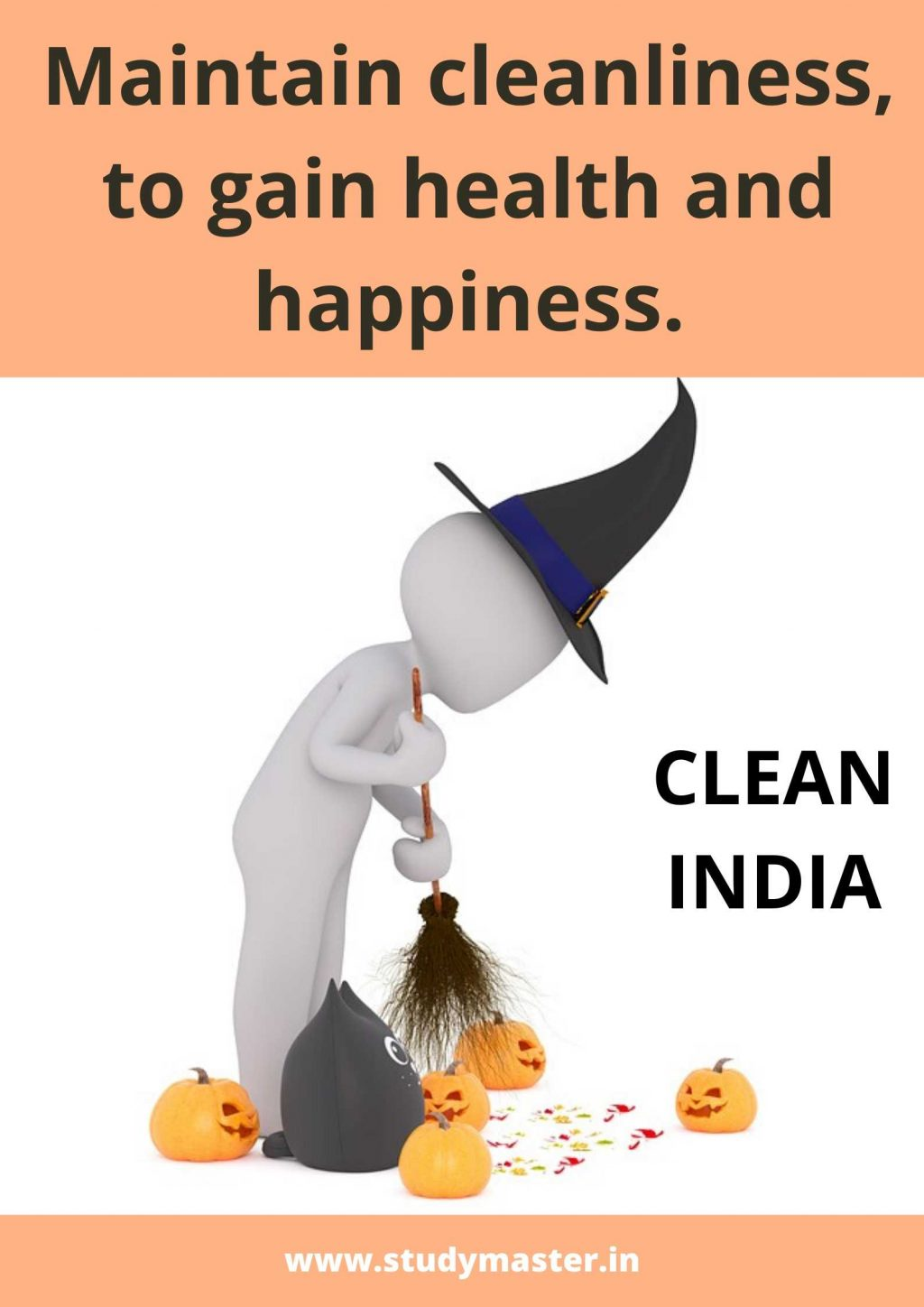 poster for cleanliness