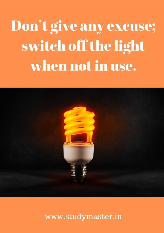 save energy slogans