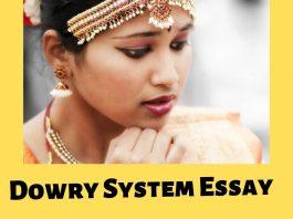 Dowry System Essay