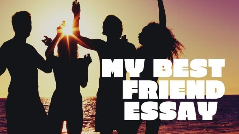 My Best Friend Essay In English For Children & Students